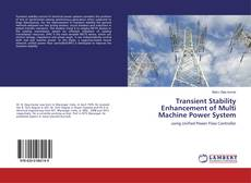 Bookcover of Transient Stability Enhancement of Multi Machine Power System