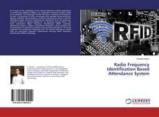 Обложка Radio Frequency Identification Based Attendance System