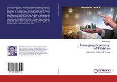 Bookcover of Emerging Economy of Pakistan