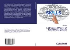 Buchcover von A Structured Model of Talent Management