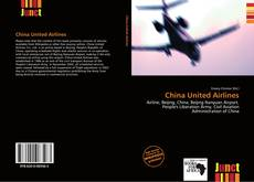 Buchcover von China United Airlines
