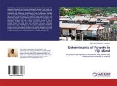 Portada del libro de Determinants of Poverty in Fiji Island
