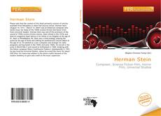 Bookcover of Herman Stein