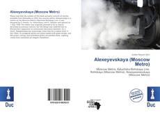Copertina di Alexeyevskaya (Moscow Metro)