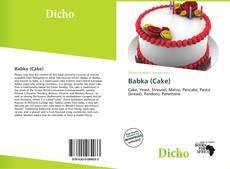 Capa do livro de Babka (Cake)