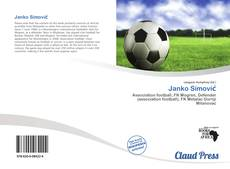 Capa do livro de Janko Simović