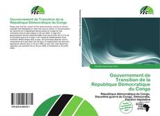Bookcover of Gouvernement de Transition de la République Démocratique du Congo