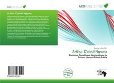Bookcover of Arthur Z'ahidi Ngoma