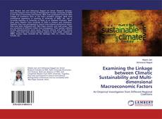 Bookcover of Examining the Linkage between Climatic Sustainability and Multi-dimensional Macroeconomic Factors