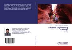 Couverture de Advance Engineering Geology