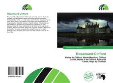 Bookcover of Rosamund Clifford