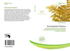 Bookcover of Eremophila Glabra