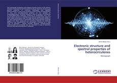 Couverture de Electronic structure and spectral properties of heterocirculenes