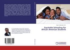 Borítókép a  Equitable Schooling for African American Students - hoz