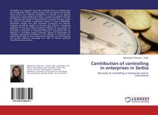 Bookcover of Contribution of controlling in enterprises in Serbia