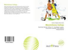 Bookcover of Maximiliano Vallejo