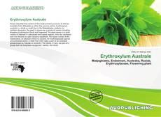 Bookcover of Erythroxylum Australe