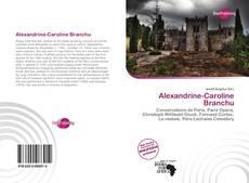 Обложка Alexandrine-Caroline Branchu