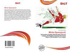 Buchcover von Mirko Spasojević