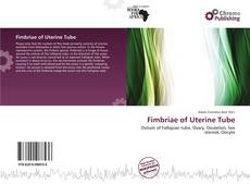 Bookcover of Fimbriae of Uterine Tube