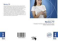 Buchcover von Mystery TV