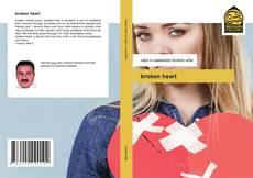 Capa do livro de broken heart