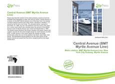 Capa do livro de Central Avenue (BMT Myrtle Avenue Line)