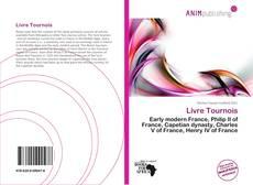 Bookcover of Livre Tournois