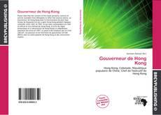 Capa do livro de Gouverneur de Hong Kong