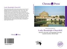 Bookcover of Lady Randolph Churchill