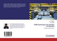 Copertina di FEM-Technique for Design of Fixtures
