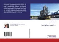 Copertina di Analytical reading
