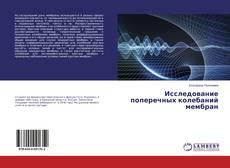 Copertina di Исследование поперечных колебаний мембран