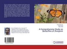 Portada del libro de A Comprehensive Study on Butterflies of Jhargram