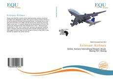 Bookcover of Eritrean Airlines