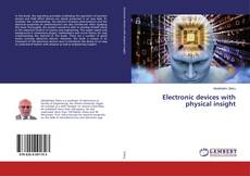Portada del libro de Electronic devices with physical insight