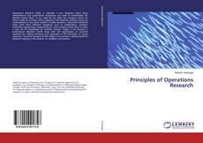 Обложка Principles of Operations Research