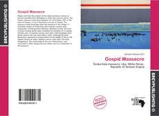 Bookcover of Gospić Massacre