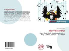 Bookcover of Harry Rosenthal