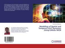 Portada del libro de Modelling of Spatial and Temporal LU/LC Dynamics Using Cellular MCM