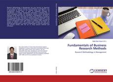 Borítókép a  Fundamentals of Business Research Methods - hoz