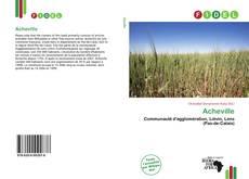 Bookcover of Acheville