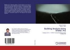 Couverture de Building Analysis Using STAAD. Pro