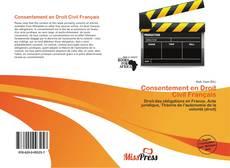 Bookcover of Consentement en Droit Civil Français
