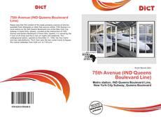 Couverture de 75th Avenue (IND Queens Boulevard Line)