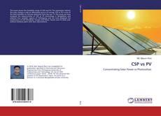 Bookcover of CSP vs PV