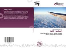Couverture de DBA (Airline)