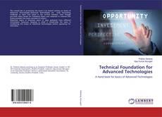 Technical Foundation for Advanced Technologies kitap kapağı