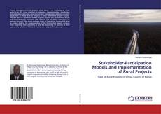 Portada del libro de Stakeholder-Participation Models and Implementation of Rural Projects