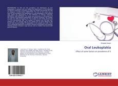 Couverture de Oral Leukoplakia